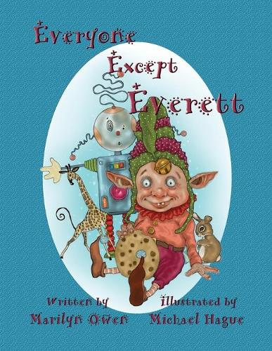 Everyone Except Everett (Paperback)