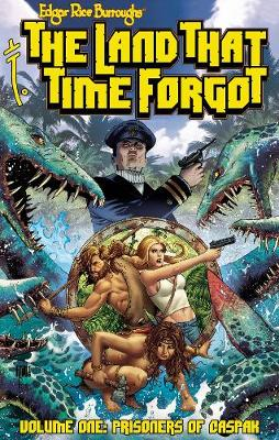 Edgar Rice Burroughs The Land That Time Forgot GN TPB (Paperback)