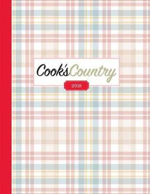 Cook's Country Magazine 2018 (Hardback)