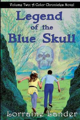 Legend of the Blue Skull - Color Chronicles 2 (Paperback)