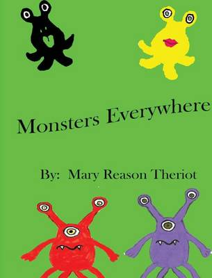 Monsters Everywhere (Hardback)