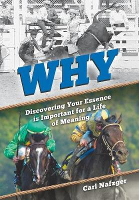 Why: Discovering Your Essence Is Important for a Life of Meaning (Hardback)