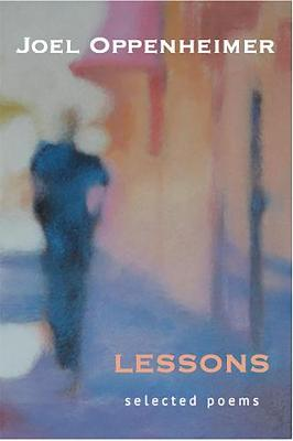 Lessons: Selected Poems (Paperback)