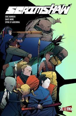 Scrimshaw: Volume 1 (Paperback)