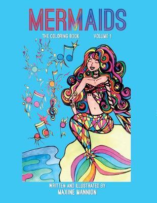 Mermaids: The Coloring Book (Paperback)