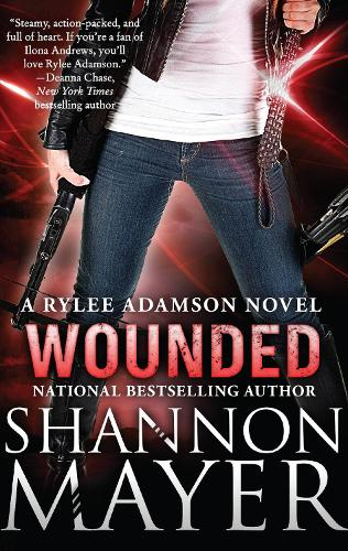 Wounded: A Rylee Adamson Novel, Book 8 - Rylee Adamson (Paperback)