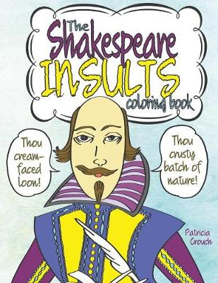 The Shakespeare Insults Coloring Book (Paperback)