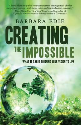 Creating the Impossible: What It Takes to Bring Your Vision to Life (Paperback)