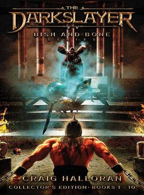 The Darkslayer, Bish and Bone Series, Collector's Edition - Bish and Bone 1 (Hardback)