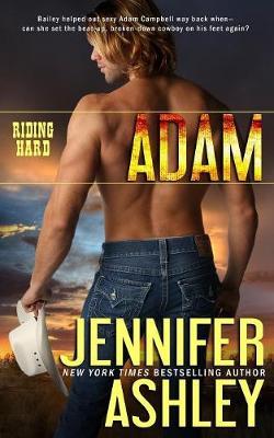 Adam: Riding Hard - Riding Hard 1 (Paperback)