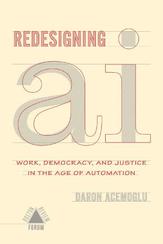 Redesigning AI - Boston Review/Forum (Paperback)
