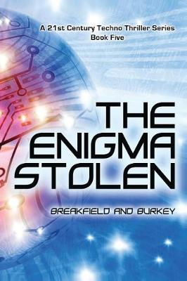 The Enigma Stolen - Enigma 5 (Paperback)