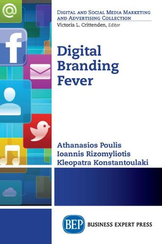 Digital Branding Fever (Paperback)