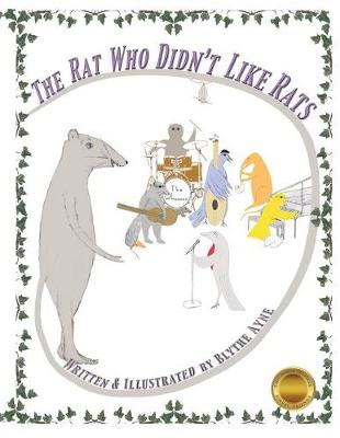 The Rat Who Didn't Like Rats - Forest Friends 1 (Paperback)