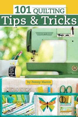 101 Quilting Tips and Tricks Pocket Guide (Paperback)