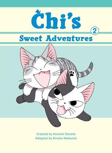 Chi's Sweet Adventures, 2 (Paperback)
