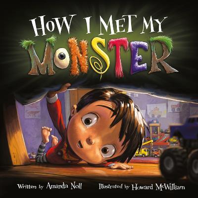 How I Met My Monster (Hardback)