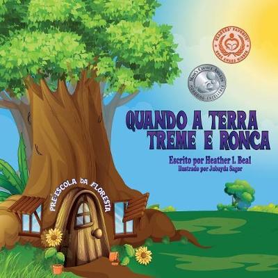 Quando a Terra Treme E Ronca (Portuguese Edition): Um Livro de Seguran a de Terremoto (Paperback)