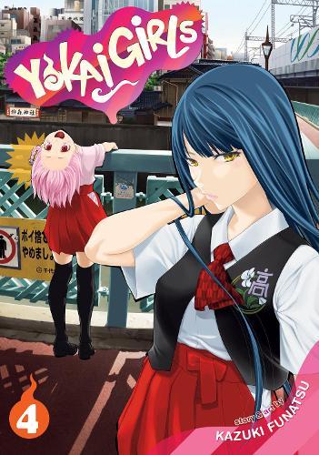 Yokai Girls, Vol. 4 (Paperback)