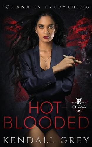 Hot-Blooded - Ohana 1 (Paperback)