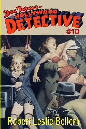 Dan Turner Hollywood Detective #10 (Paperback)