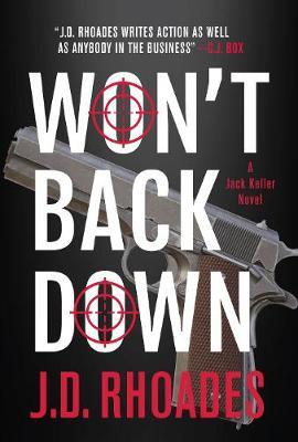 Won't Back Down - Jack Keller 6 (Hardback)