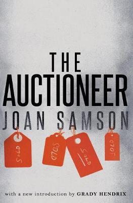The Auctioneer (Valancourt 20th Century Classics) (Hardback)