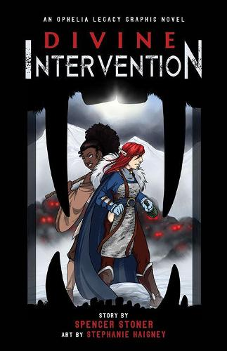 Divine Intervention - The Ophelia Legacy Graphic Novels 1 (Paperback)