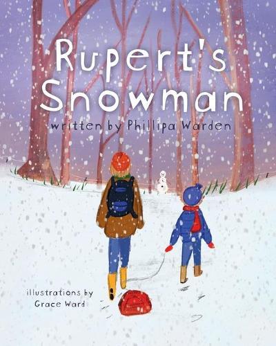 Rupert's Snowman (Paperback)