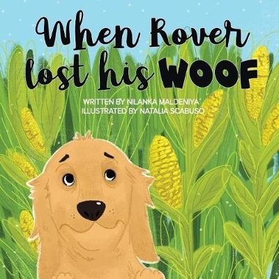 When Rover Lost His Woof (Paperback)