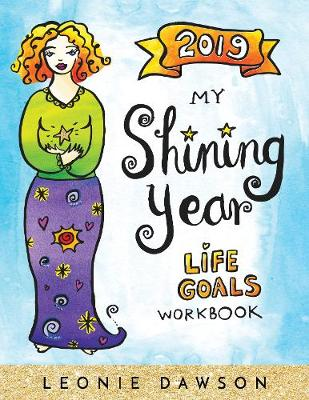 2019 My Shining Year: Life Goals Workbook (Paperback)