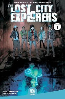 The Lost City Explorers, Vol 1 (Paperback)
