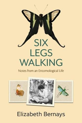 Six Legs Walking: Notes from an Entomological Life (Paperback)