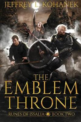 The Emblem Throne: A Quest of Magic - Runes of Issalia 2 (Paperback)