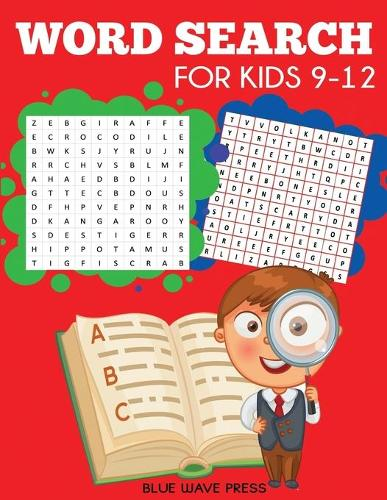 Word Search for Kids 9-12: 105 Word Search Puzzles (Paperback)