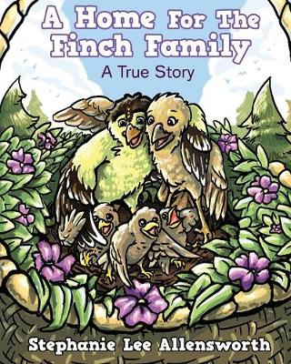 A Home for the Finch Family (Paperback)