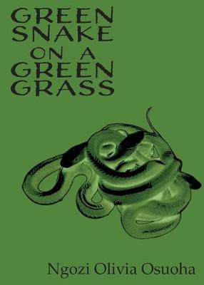 Green Snake on a Green Grass (Paperback)