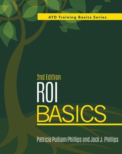 ROI Basics - ATD Training Basics Series (Paperback)