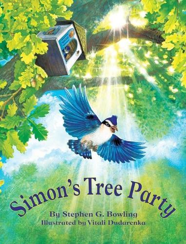 Simon's Tree Party - Simon's Tree House Adventures (Hardback)
