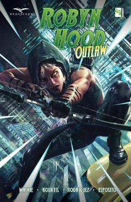 Robyn Hood: Outlaw (Paperback)
