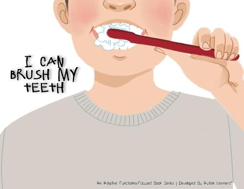 I Can Brush My Teeth (Paperback)