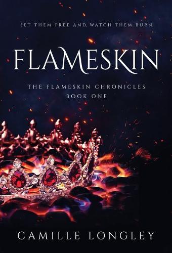 Flameskin (Hardback)