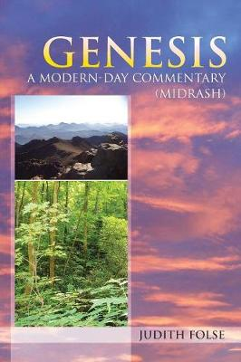 Genesis: A Modern-Day Commentary (Midrash) (Paperback)