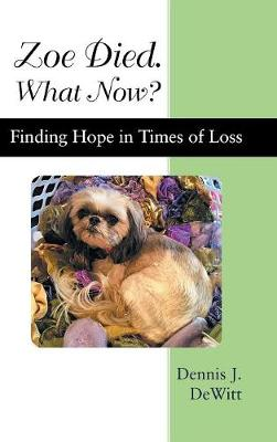 Zoe Died. What Now?: Finding Hope in Times of Loss (Hardback)