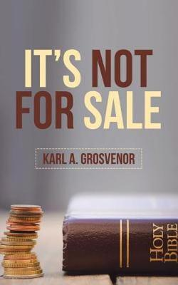 It's Not for Sale (Paperback)