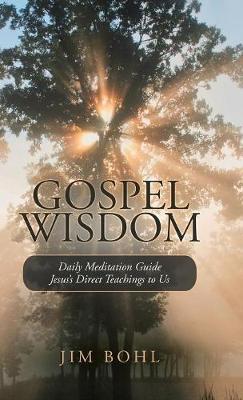 Gospel Wisdom: Daily Meditation Guide Jesus's Direct Teachings to Us (Hardback)