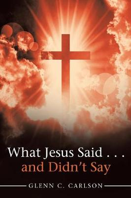 What Jesus Said . . . and Didn't Say (Paperback)