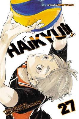 Haikyu!!, Vol. 27 - Haikyu!! 27 (Paperback)
