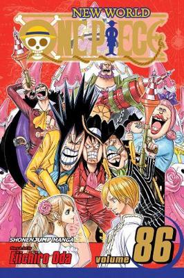 One Piece, Vol. 86 - One Piece 86 (Paperback)