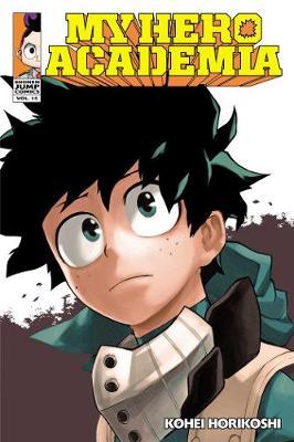 My Hero Academia, Vol. 15 - My Hero Academia 15 (Paperback)